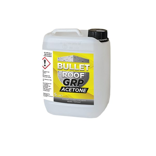 Bullet Roof GRP Acetone