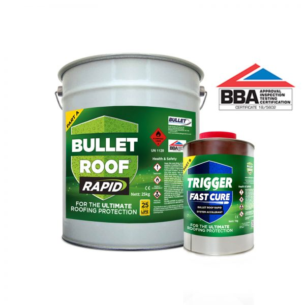 Bullet Roof Rapid & Trigger