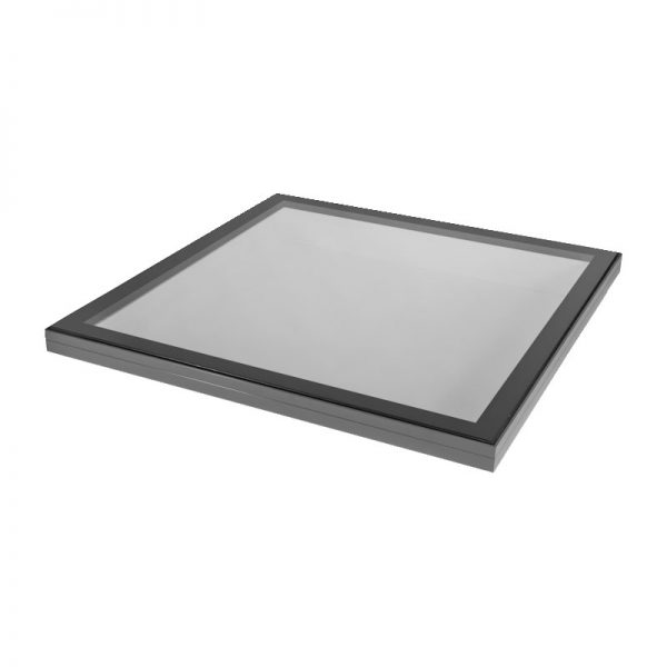 Coxdome Flat Glass No Kerb