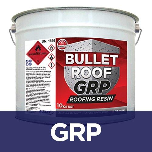 Bullet Building GRP Range