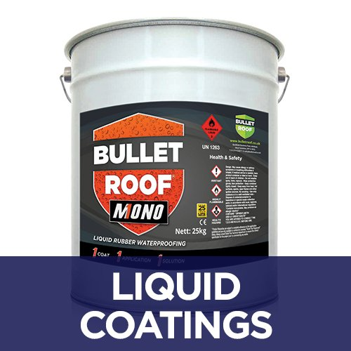 Bullet Building Products Liquid Coatings