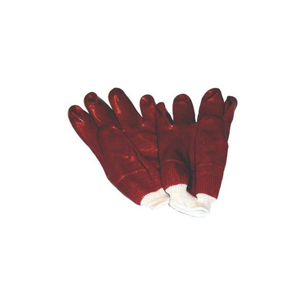 PVC Knitted Work Gloves