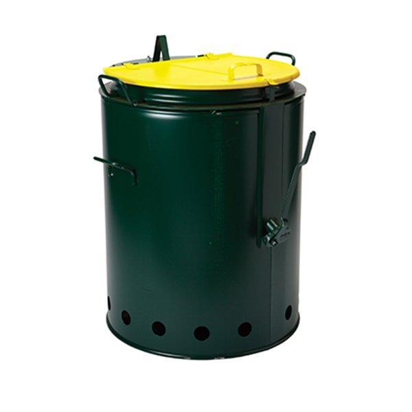 GRUN Bitumen Boiler C/W Tap & Insulation