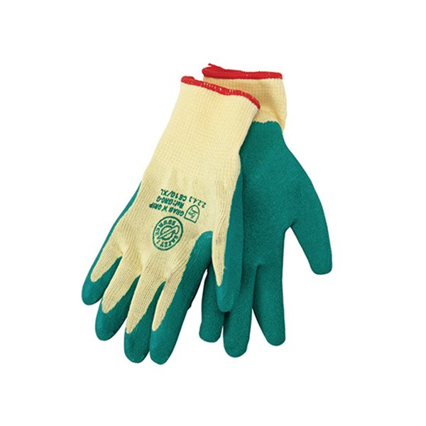 Gripper Gloves Open Back
