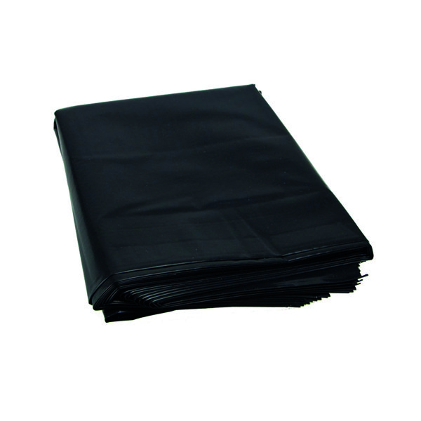 Heavy Duty Black Rubble Bags