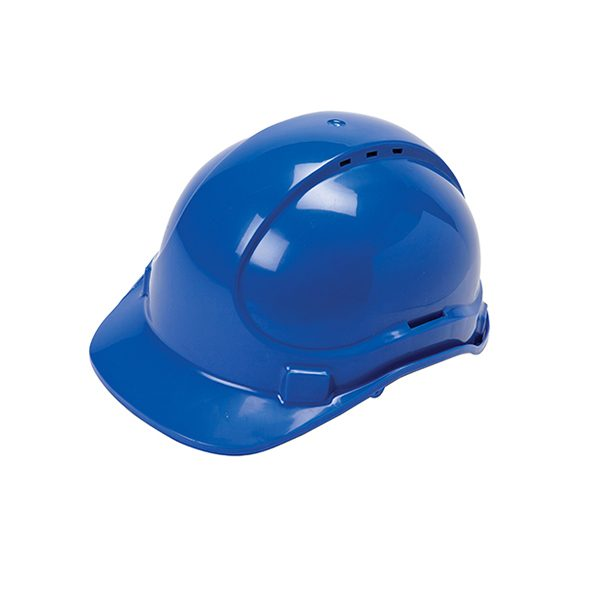 Safety Helmet Blue Only