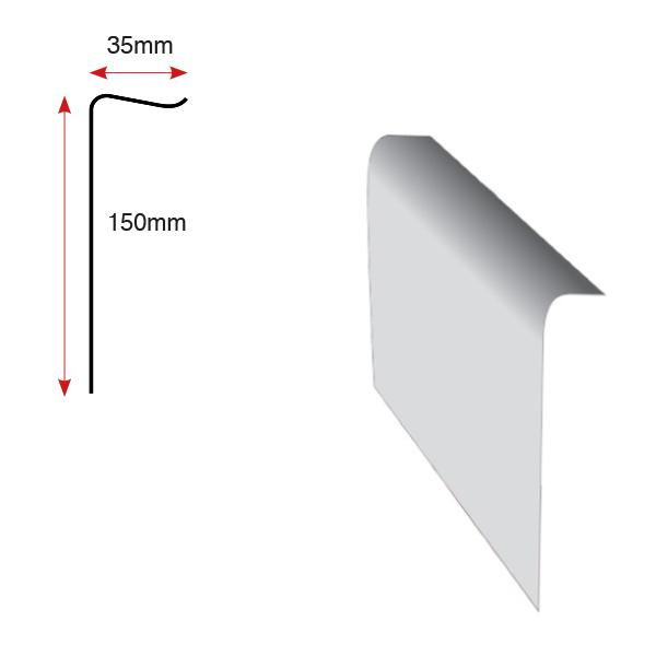 C150 Large Simulated Lead Trim