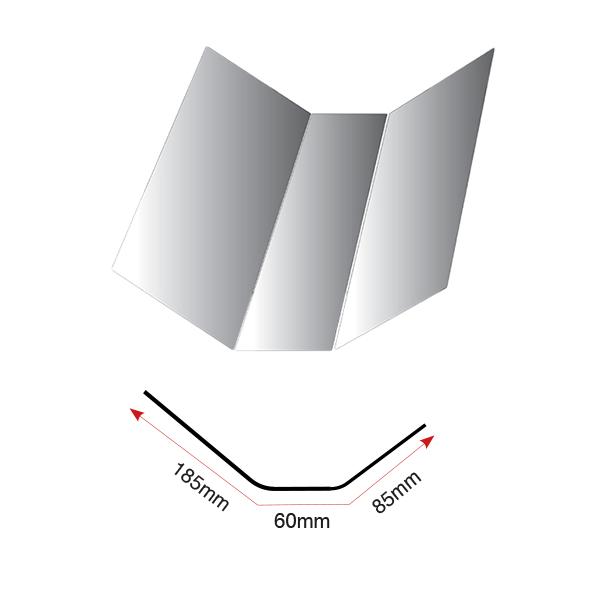 D300 Large Angle Fillet Trim