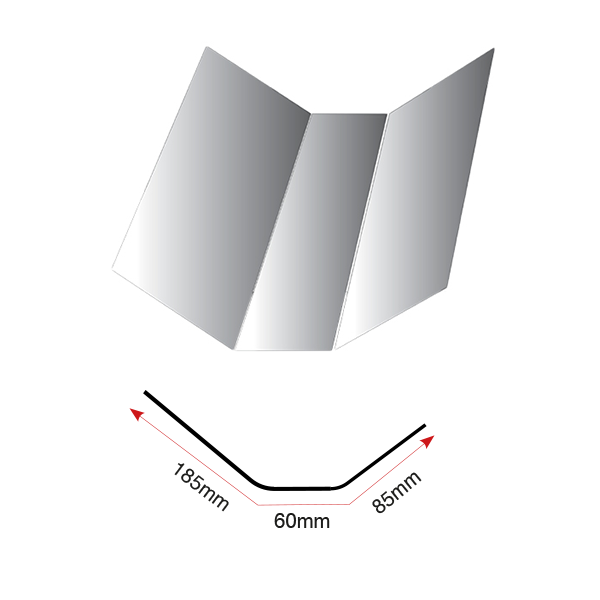 D300 Large Angle Fillet Trim